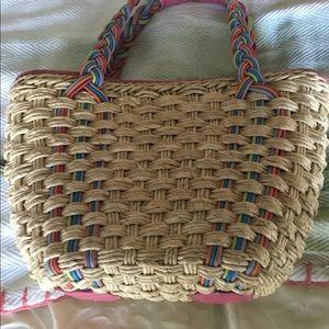 Brighton Bags - Genuine Brighton Summer Straw Bag